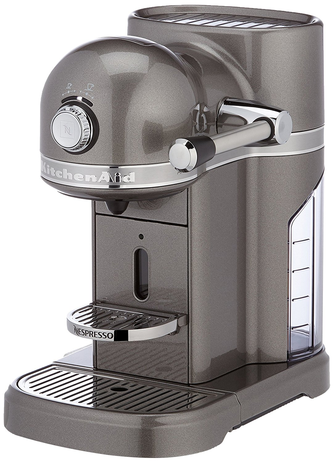 krups kitchenaid cafeti re nespresso machine espresso test et avis. Black Bedroom Furniture Sets. Home Design Ideas