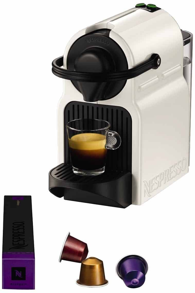 krups inissia cafeti re nespresso machine espresso. Black Bedroom Furniture Sets. Home Design Ideas
